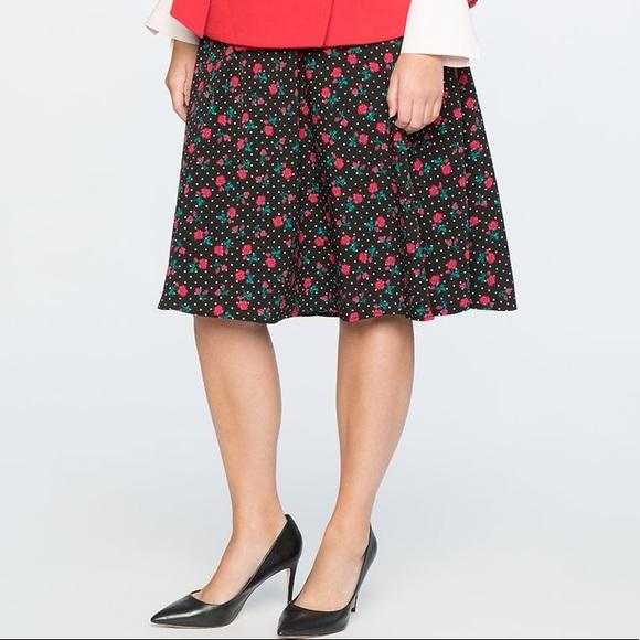Eloquii Dresses & Skirts - Eloquii x Draper James Forget Me Dot skirt size 18